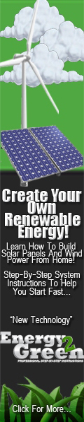Build Your Own Wind and Solar Energy